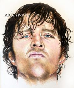Dean Ambrose by @artbynash on Twitter