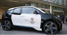Cool BMW: We love this! The new police car for Los Angeles is the all-electric BMW i3. But...  Exotic Cars Check more at http://24car.top/2017/2017/06/25/bmw-we-love-this-the-new-police-car-for-los-angeles-is-the-all-electric-bmw-i3-but-exotic-cars/