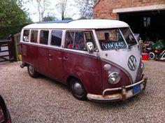 1966 VOLKSWAGEN VW SPLITSCREEN CAMPERVAN BUS