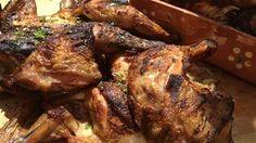 poulet grillé à la portugise