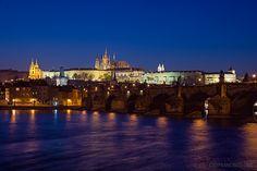 Prague: Evening Twilight [HDRI 2]