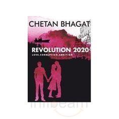 Revolution 2020  By Chetan Bhagat   Price: Rs 98