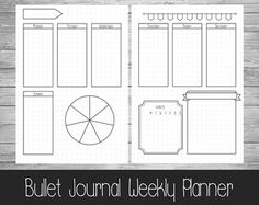 Book/Reading Bullet Journal Extra Pages -------------------------------------------------------- Please note this is a digital listing and is for extra bullet journal pages. The Basic Bullet journal can be purchased here: https://www.etsy.com/uk/listing/271382845/printable-bullet-journal-pages-a5-us This download contains a 4 pages PDF: 1. Bookshelf Reading List 2. To-read list 3. Book notes/review page 4. Reading log This download allows you to keep track of how many books youve read t...