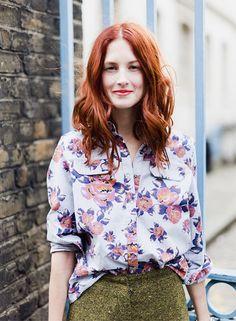 Taylor Tomasi Hill – Taylor Tomasi Hill tth floral shirt
