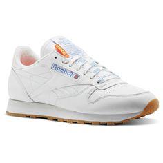 121c67f15e26 Reebok - Reebok Boston Classic Leather Flip Shoes