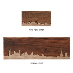 I would love a small one of these for my NYC-themed bathroom... <3
