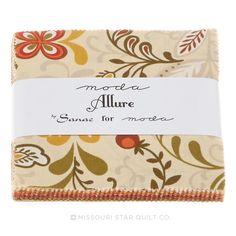 Allure Charm Pack - Sanae - Moda Fabrics