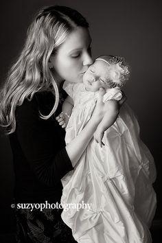 christening photo idea