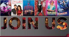 Broadway at the National 2014/15 Season