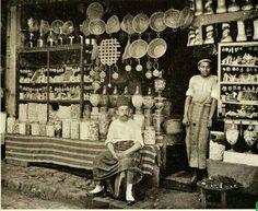 Şekerci dükkanı