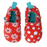 WeeChooze in Behave Weechooze Baby Booties: Designed to delight tiny toes and engage little inquisitive minds, weechooze features CHOOZE's signature coordinating prints, stimulating colors, super soft microfiber lining, elasticized ankles, and non-slip soles. Available in 3 sizes: 0-6 months, 6-9 months, and 9-12 months.