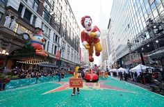 The 90th Annual Macy's Thanksgiving Day Parade is set to make its epic 2.5-mile Manhattan journey in just about 24 hours! With 16 character balloons, 27 novelty balloons, 26 floats, dozens of performers, and thousands of marchers, this year's parade may very well be the best one yet! Head to the article below for a list of all of the featured entertainment as well as information relevant to both attendees and those watching from home!