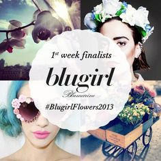 Congratulations to the first weekly finalists of our Instagram Photo Contest #BlugirlFlowers2013: @veronicasilve, @evangelina_lawyeringfashion, @violette_draper, @Elena ModeinItaly.  Keep posting pictures to our Blugirl Instagram Page @BlugirlOfficial until next July 30th and stay tuned to our Instagram, Facebook and Pinterest pages to discover who next week's finalists will be.  Thank you all for submitting such beautiful images so far!