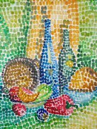 Картинки по запросу натюрморт акварелью детей