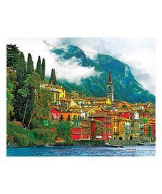 Look at this #zulilyfind! Mediterranean Waterfront 2,000-Piece Puzzle by Springbok Puzzles #zulilyfinds