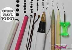 Dotting Tools 101: The Definitive Guide to Getting Dotty - How to Use Dotting…
