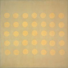 Buds is a Minimalist Oil on Canvas Painting created by Agnes Martin in It lives at the Solomon R. The image is © Estate of Agnes Martin, and used according to Educational Fair Use, and tagged Abstract Art. Canadian Artists, American Artists, Block Printing Designs, Agnes Martin, New York Museums, Geometry Art, Western Art, Art Education, Contemporary Artists