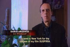 Dario Argento (Roma, 7 de septiembre de 1940) es un director, productor y guionista italiano de cine.En 1978 participó en la película de George A. Romero, El amanecer de los muertos, como productor.