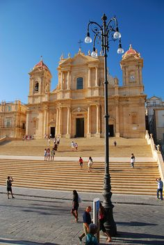 Noto Cathedral - Sicily