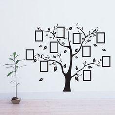 Adesivo de parede - Árvore Genealógica