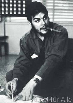 René Burri - Che Guevara