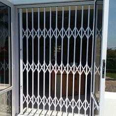Store Front Security Gates Stand Up Any Type Of Harsh