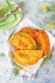 Obiad gotowy!: Czebureki z mięsem Tzatziki, Kefir, Dishes, Ethnic Recipes, Food, Sport, Gastronomia, Meal, Deporte