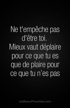 Franch Quotes : Citation - The Love Quotes Positive Quotes For Life Encouragement, Positive Quotes For Life Happiness, Life Quotes Love, Positive Attitude, Change Quotes, French Words, French Quotes, Motivacional Quotes, Best Quotes