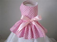 Light Pink Polka Dot Dress