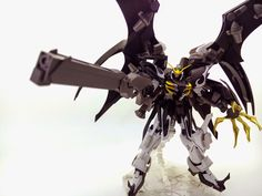 GUNDAM GUY: 1/100 Gundam Deathscythe Hell - Customized Build