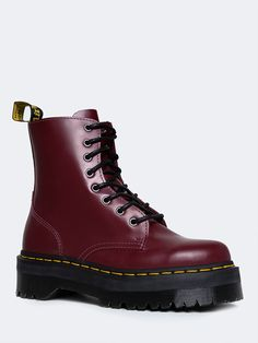 b1c4d40a185 Take on the day with classic Doc Martens! - This quality black ankle boot