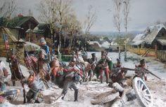 Attraversamento della Berezina da parte delle truppe francesi