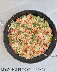 Thai Coconut Rice - My Whole Food Life