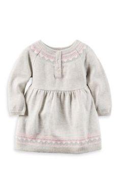 Carters  Sweater Dress