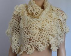 Reserved for Mieke 10. Sahara / Lace Freeform by levintovich