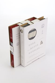 I thought these were books at first! . . .to me it would have been cooler if it was a new book packaging design!
