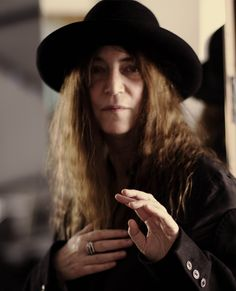 Patti Smith en 2011