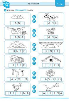 Kids Math Worksheets, Preschool Learning Activities, Italy For Kids, Italian Lessons, Italian Language, Learning Italian, Math For Kids, Any Book, Homeschool