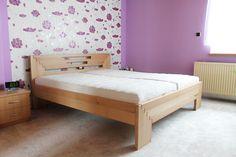 postel z masivu - Carmen 180x200 cm