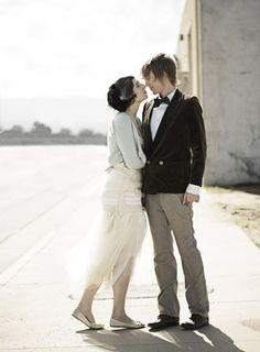 like this photo, hipster wedding