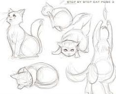 cat drawing - Google Search