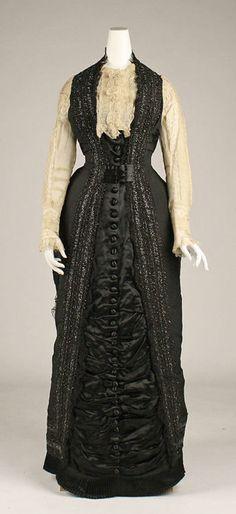 Dress, 1870s, The Metropolitan Museum of Art