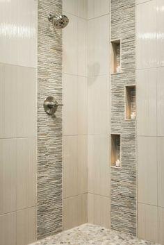 Shower Tile Pattern Design