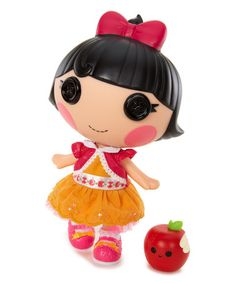 Love this Lalaloopsy Littles Beauty Fairest Doll by Lalaloopsy on #zulily! #zulilyfinds