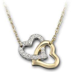 Swarovski Match Necklace Heart 1062708 Valentine