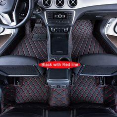Car Floor Mats Case for BMW 3 Series E90/E91/E92/E93 335i 325i 318i F30/F35 328i 320i Carpets Custom-fit Foot Liner Mat Car Rugs #Affiliate