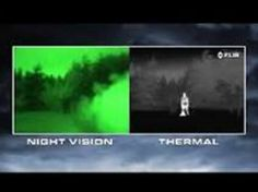 Night Vision Goggles vs Thermal Imaging: What are the differences and which is best?