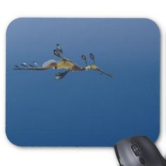 Weedy Seadragon Mousepad Mouse Pad