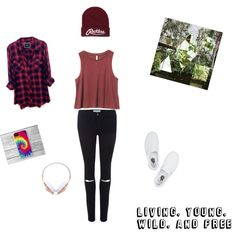 """Casual and Hipster Outfit"" by pancake13345 on Polyvore"