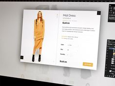 Product quick-view by Manuel Masia